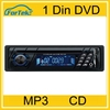 New 1 din car dvd player MP3 radio MP4, VCD