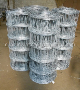 Woven Wire Fence/goat Sheep Fence/cattle Field Fence - Buy Factory ...