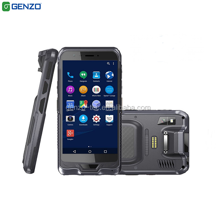 Shockproof Waterproof NOT Used <strong>Phone</strong> 4G Rugged <strong>Android</strong> 8.1 Smart <strong>Phone</strong> With 5000mAh Mobile <strong>Phone</strong> lcds NFC 2D Barcode Scanner