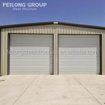 prefabricated steel pole barn