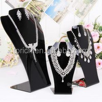 Factory direct supply acrylic necklace display stand