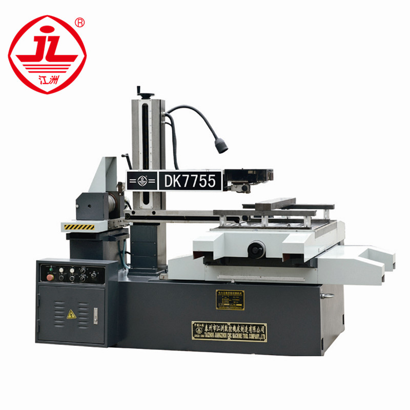 DK7755 china cnc axis molybdenum wire edm