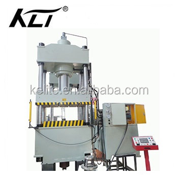 160t High Quality Products Four Pillar Stretching Hydraulic Press Machine For Making Aluminum Pots and Pans Good Price