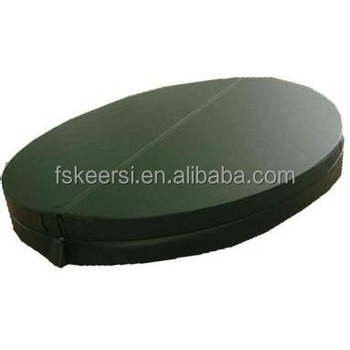 New Design Round Hot Tub Spa Cover Manufacturer Whirlpool Bathtub Cover