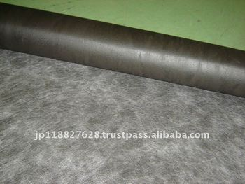 Japanese sound insulation fabric rubber sheet