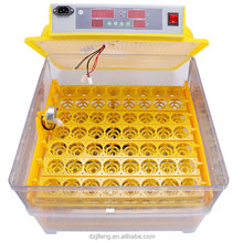 112 eggs domestic incubator 12V or 110V or 220v approved LED display Full automatic hatcher with humidifier