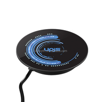 Hot selling Cheap mobile phone portable furniture qi universal wireless charger for vivo x9s
