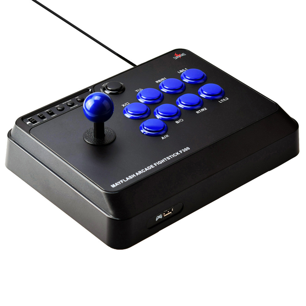 Mayflash Arcade Fight Stick Joystick Fightstick F300 For ...