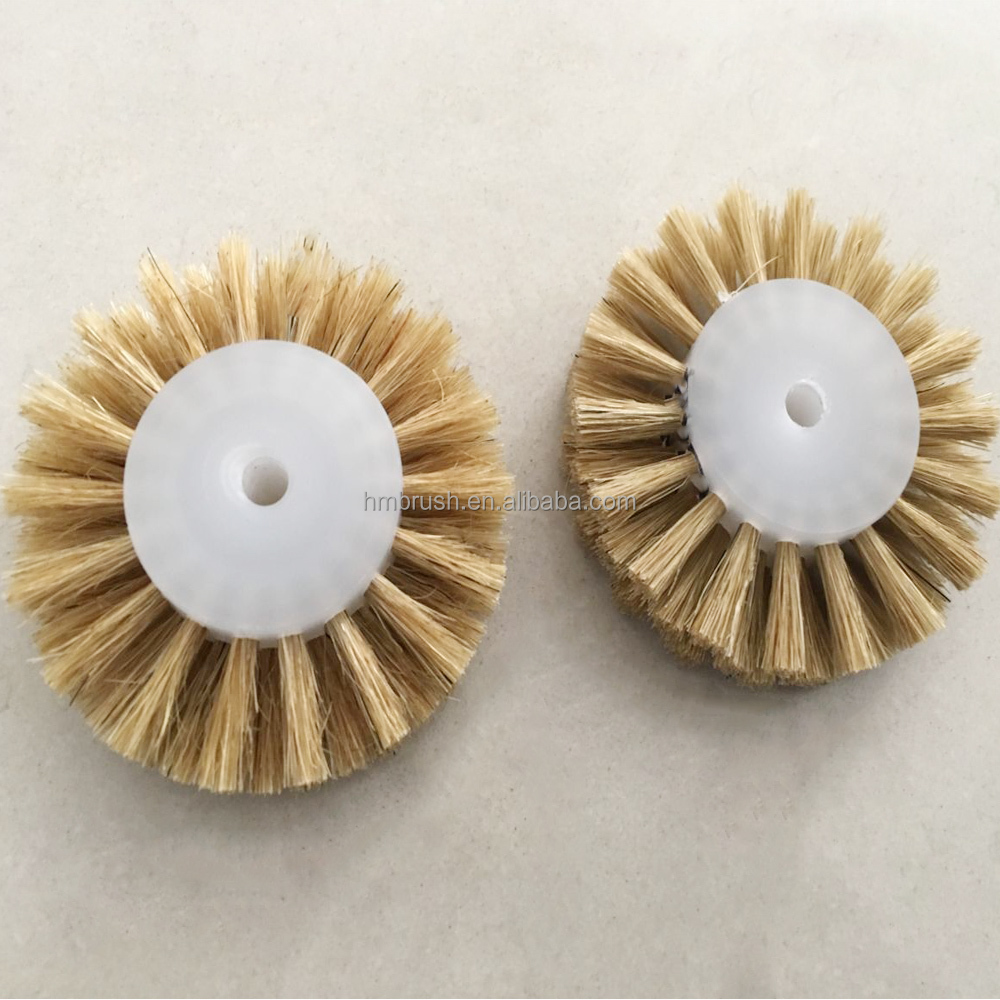 Jewelry jade pig bristle disc polishing <strong>brush</strong>