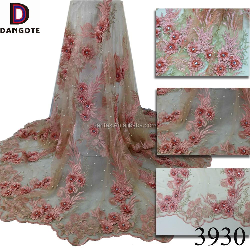 Wholesale bridal lace fabric wholesale 3d lace fabric for Wholesale fabric