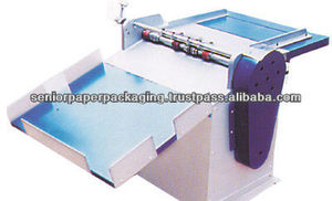 Rotary Sticker Cutting, Creasing and Perforating Machine