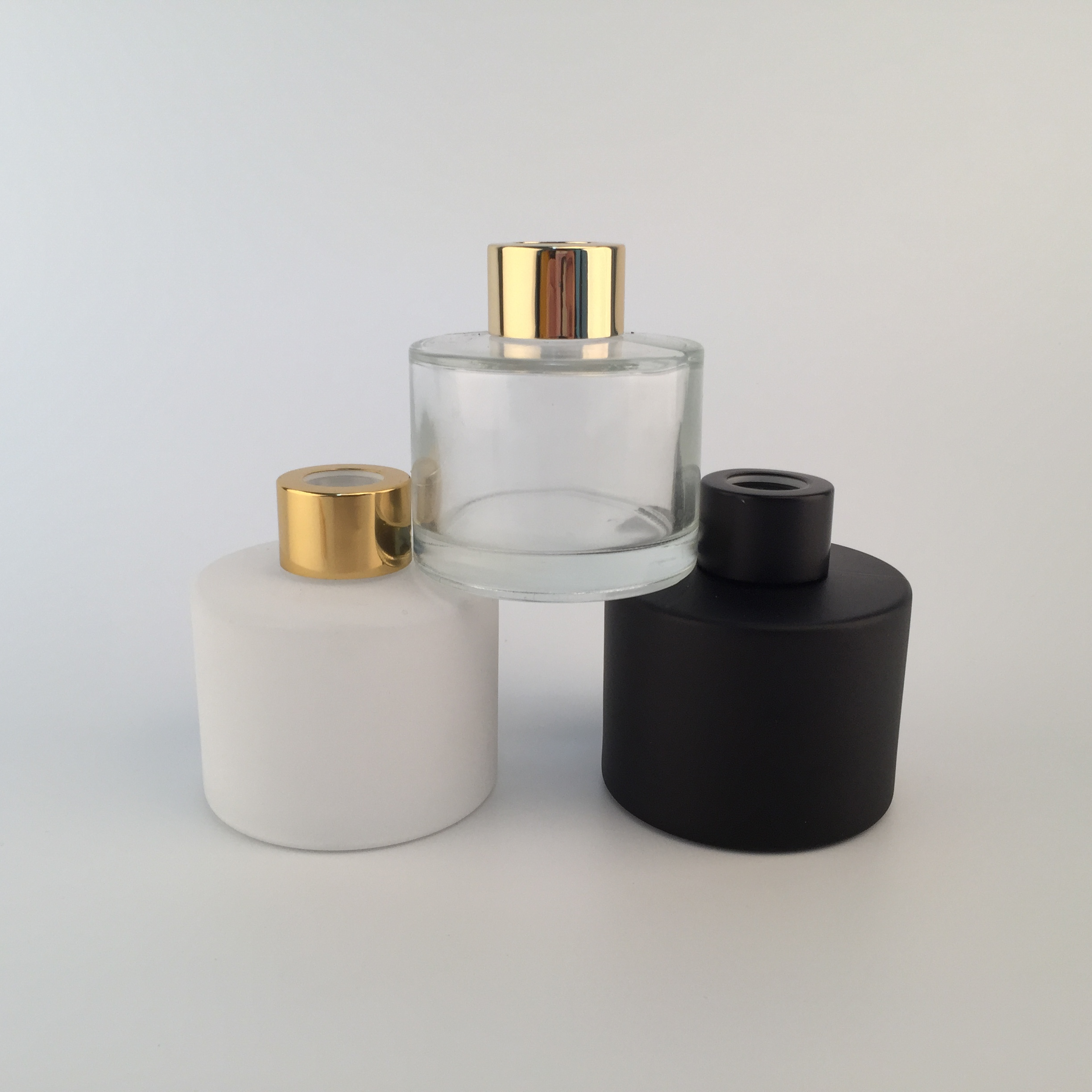 100ml 120ml aroma reed diffuser glass bottle