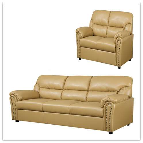 Yellow Leather Sofa Set, Yellow Leather Sofa Set Suppliers And  Manufacturers At Alibaba.com