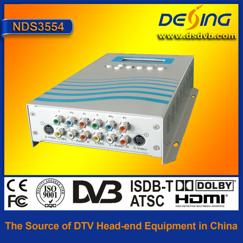 dual channel encoder