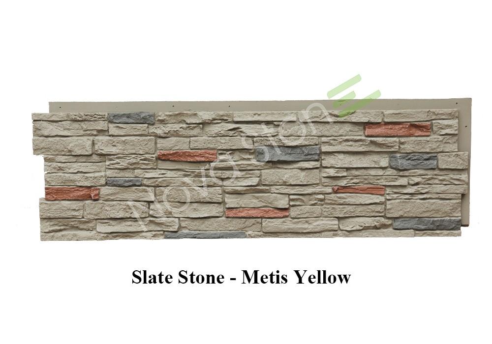 Pu Foam Panel Exterior Decorative Siding Faux Brick Stone