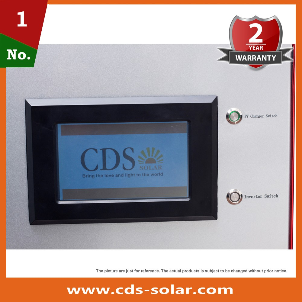 CDS solar 2017 New off grid power rohs