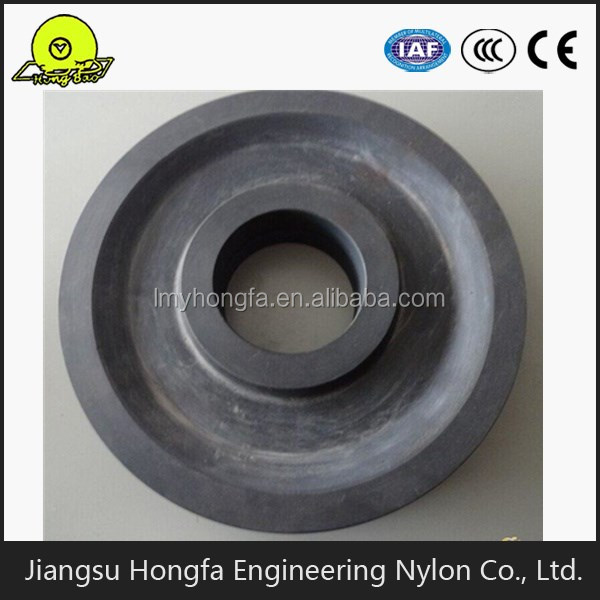 plastic nylon pulley sheave manufacture