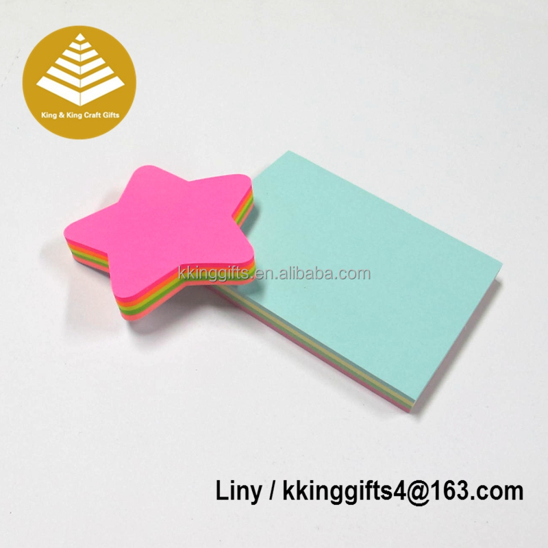 Creative Custom Design Paper Fancy Notebook / Paper Craft Note Pad ...