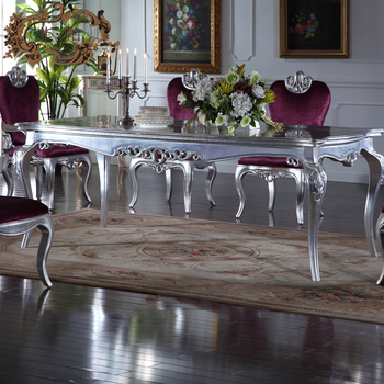 New Classic Dining Room Furnitures High End Classic Furniture
