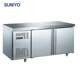 Air cooling stainless steel undercounter refrigerator bar fridge cabinet for sale