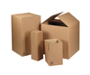 Custom corrugated paper carton boxes for packaging
