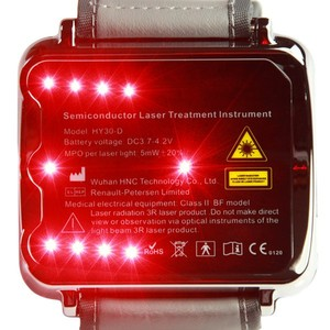 Drop shipping laser watch to lower blood pressure