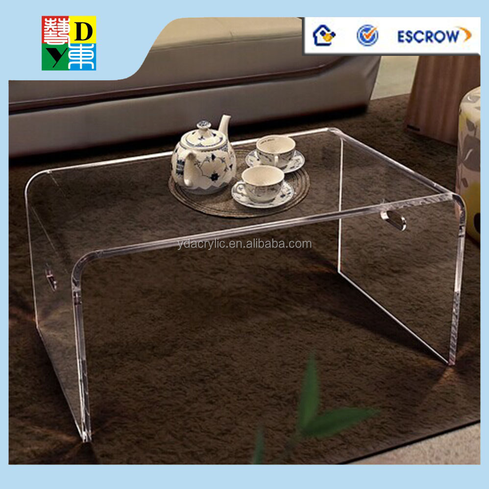 Different Style Colored Acrylic Nesting End Table /acrylic