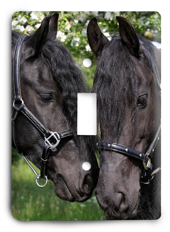 Horse Breed G5v7 Light Switch Cover
