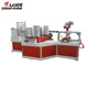 Paper coiling machinery for paper core/tube making