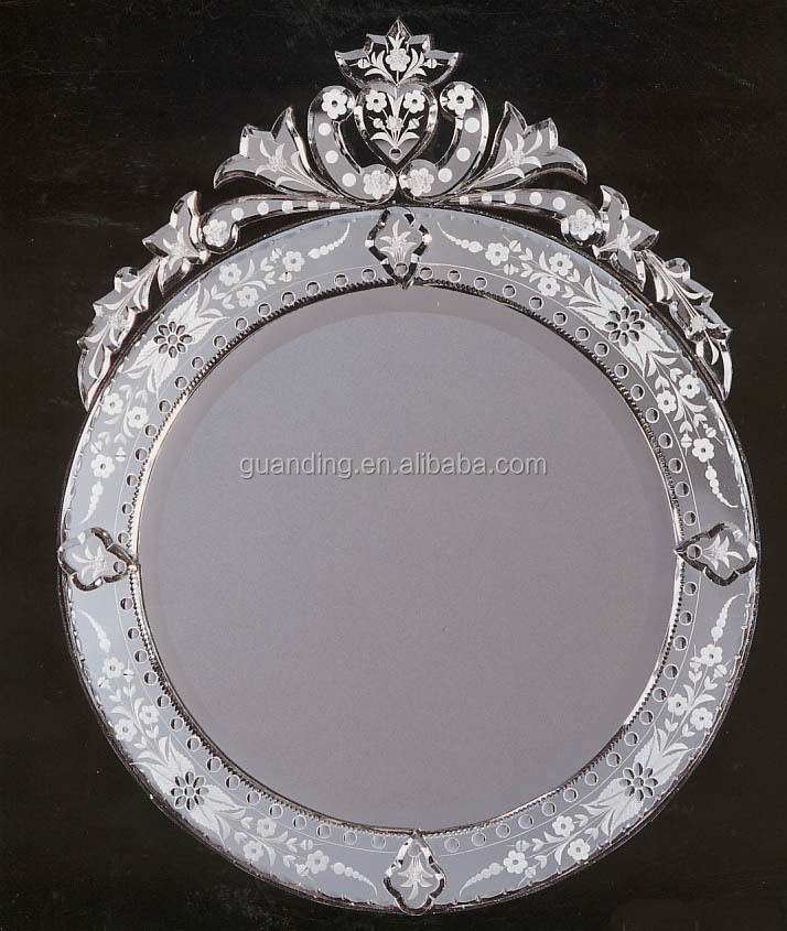 Classic Oval Venetian Wall Mirror With Hand Etched Leaves Crest Manufacture Buy Venetian Wall Mirror Oval Venetian Wall Mirror With Hand Etched Leaves Crest Classic Venetian Wall Mirror Manufacture Product On Alibaba Com