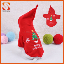 Good Quality Christmas Factory Pet Clothes Accessories Dog Costume