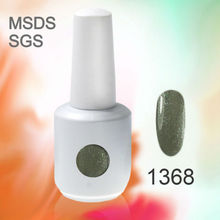Popular soak off led gel for nail painting private label nail polish