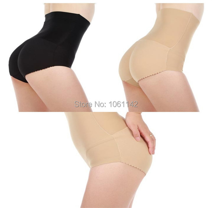 c4f73ff3e Buy Perfect Women Body Shaper Undergarment Ladies Butt Enhancer Underwear  Sexy Padded Panties Bottom Bum Up Briefs