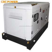 Hot sale high quality 25kw weifang diesel silent generator low price