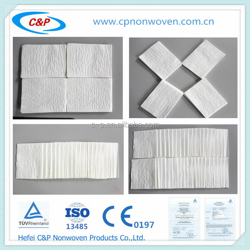 Distributer wanted disposable surgical hand towel, medical hand towel with CE approved, OEM hand towel