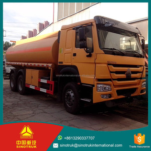 China Wholesale Custom SINOTRUK covered with double layer steel plate 6*4 export 25000 liter water tank truck
