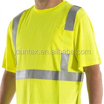FR Safety Reflective T Shirt