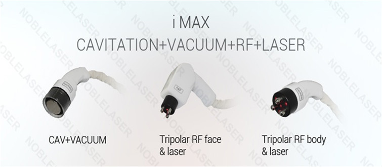 Ultrasonic Cavitation Vacuum Rf Laser Beauty Machine