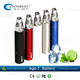 No leakage and colorful ego t e-cig led battery indicator