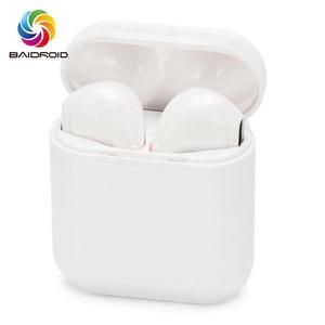 Bluetooth i10 max Wireless Earphone TWS 5.0 true mini portable earbuds i10 MAX Tws wireless headset for phone