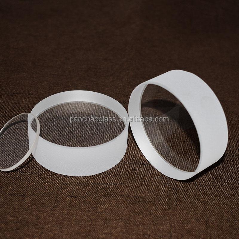 Fused silica optical quartz glass plate