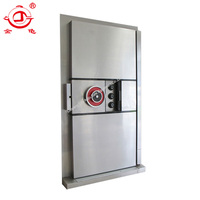 China Supplier Steel And Stainless Steel Strong Room Safe Bank Security Vault Door