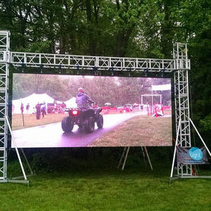 big screen outdoor led outdoor waterproof led screen 6mm smd outdoor led screen