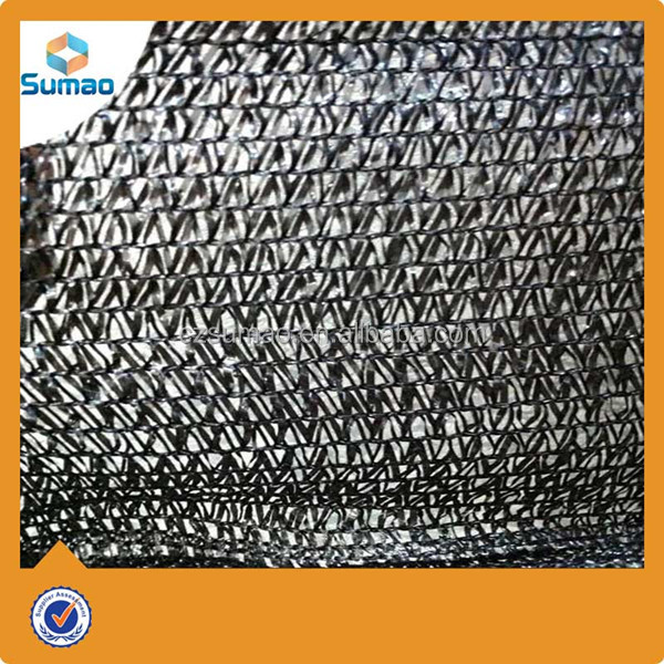 hdpe film sun shade net with uv stabilizer