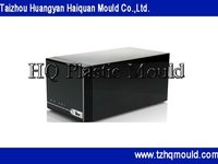 Injection loudspeaker box cover mould
