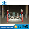 curtain wall cleaning system/construction gondola