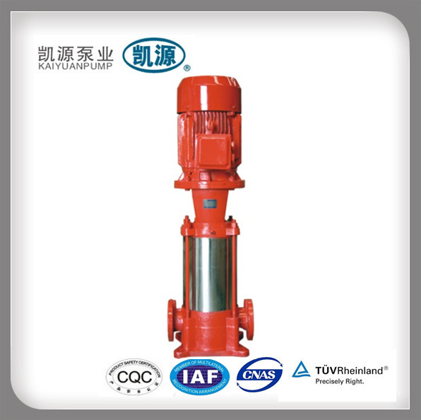 XBD-I China Supplier Centrifugal Fire Fighting Pumps Vertical Multistage Fire Pump