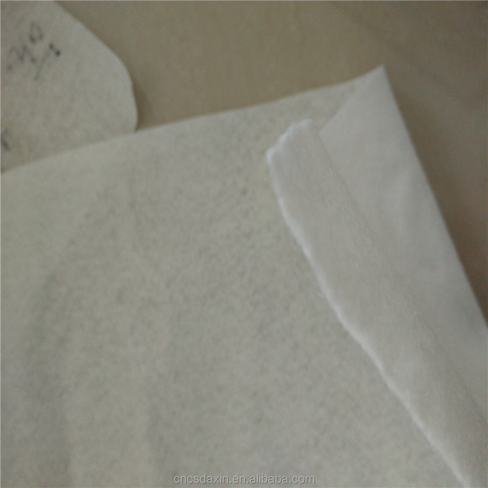 Professional production new type of construction materials non woven geotextile