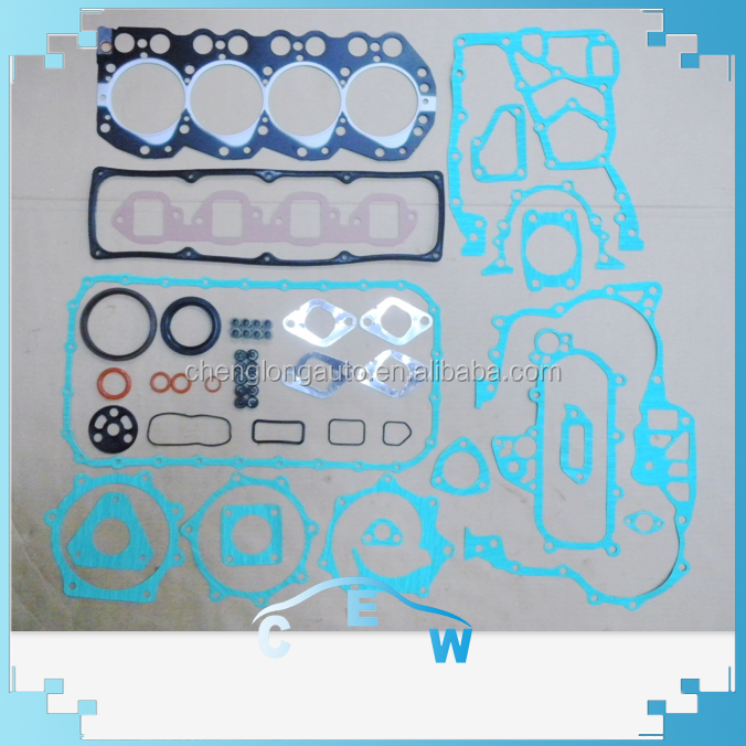 High Quality Full Gasket Set For QD32 P27 engine auto parts OEM No.:10101-P2700