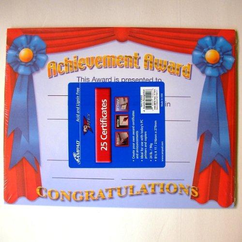 cheap achievement certificates for kids find achievement